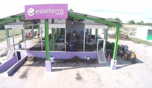 Esseterre Bulgaria build a second distillery for essential oils in Dobrich