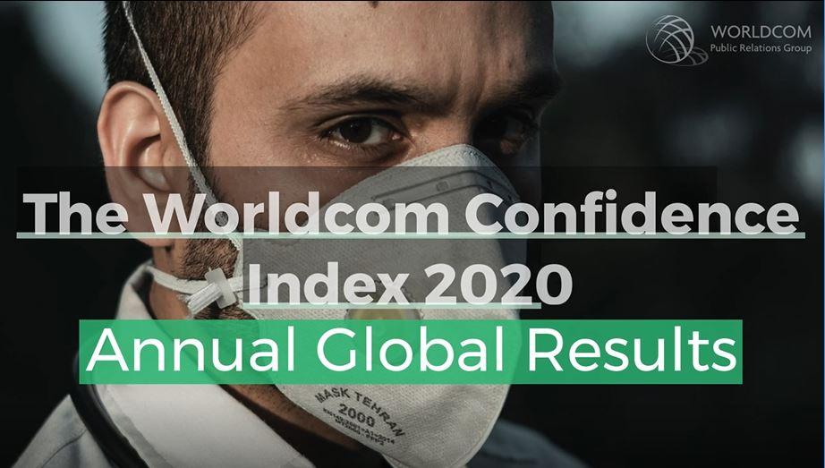"Годишен доклад на Worldcom  Public Relation Group ""Индекс на увереността 2020"""